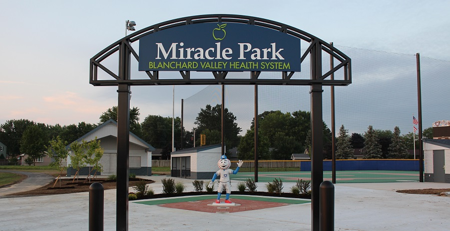 A Miracle Field